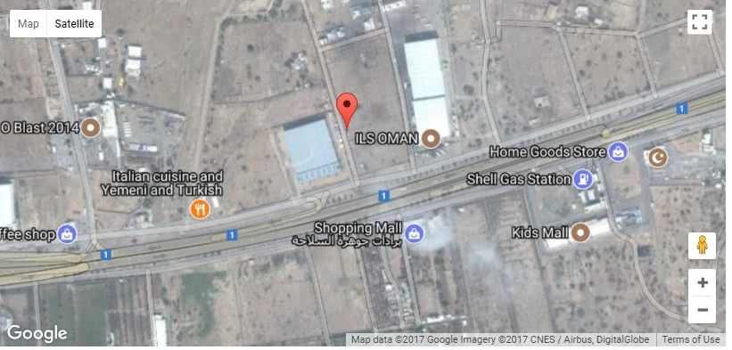 Commercial/Residential Land for sale with a long facade and